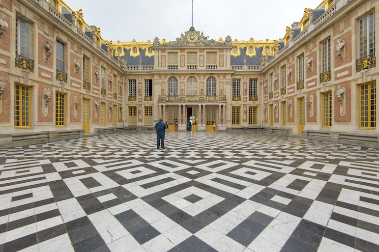 Best French cities - Versailles