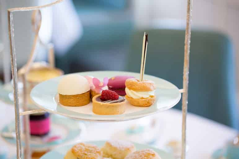 Visit Fortnum and Mason for the best afternoon tea in London | Pic: Norio NAKAYAMA