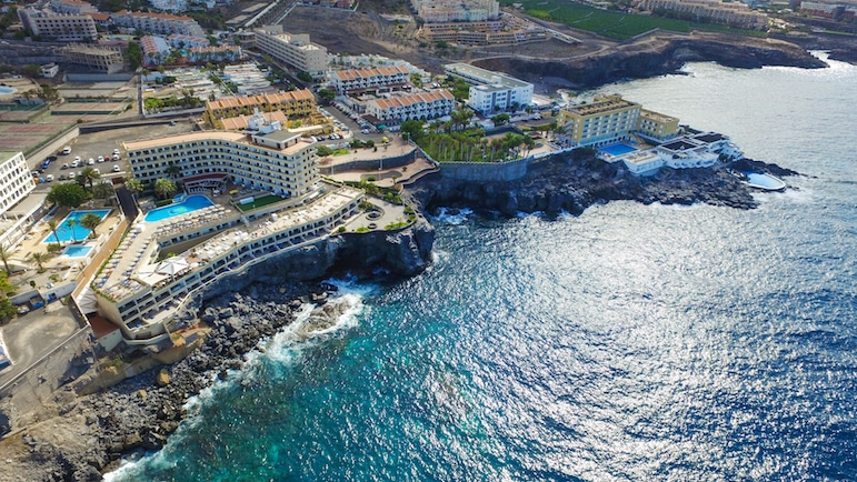 One of the best resorts in Tenerife - Pearly Grey