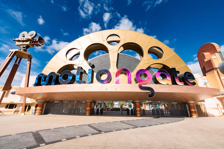 Where to go in Dubai, try Motiongate