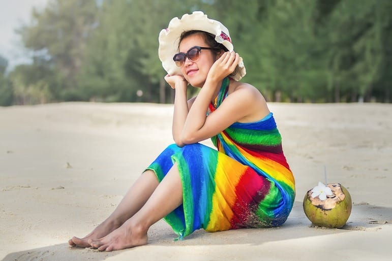 Packing for a naturist resort? Don't forget a sarong, a hat and more essentials