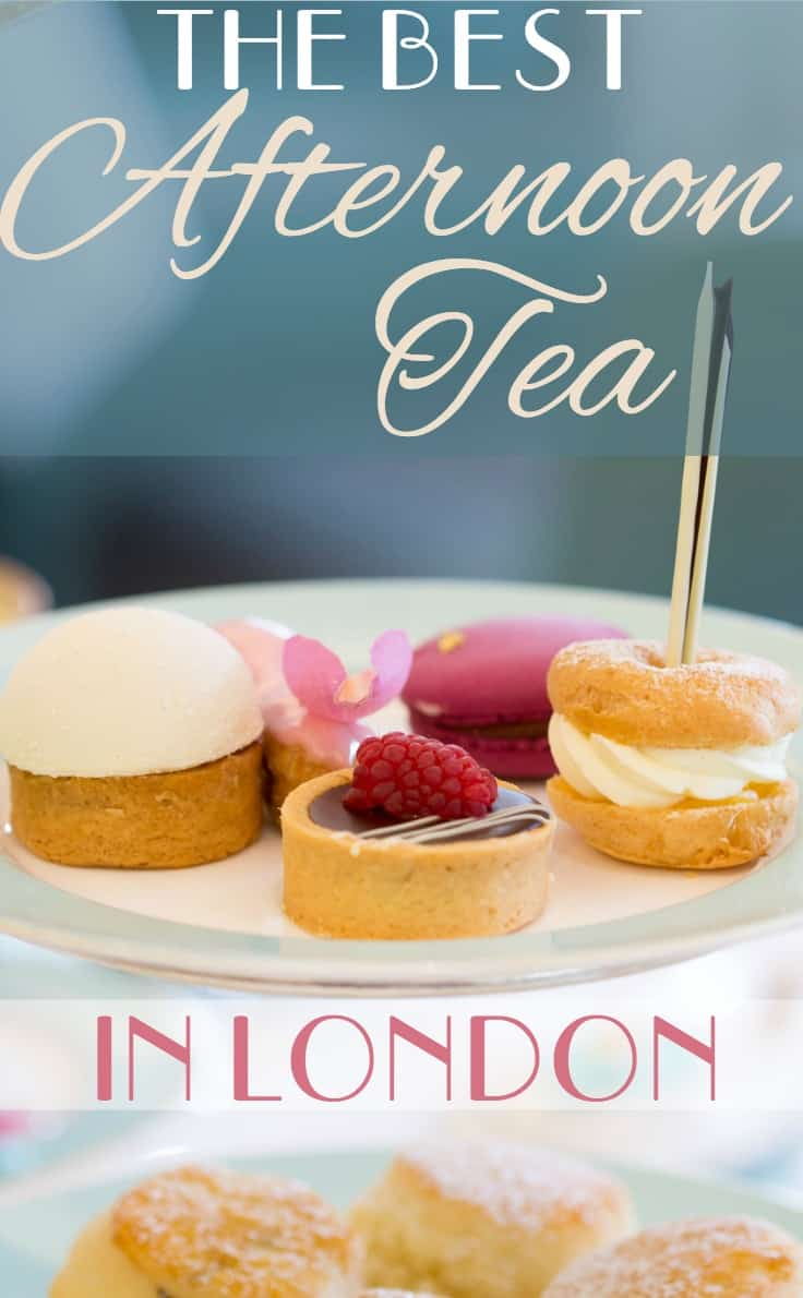 Where to find the best afternoon teas in London when travelling in the UK | Pic: Norio NAKAYAMA