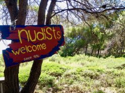 How to travel: what to pack for a naturist resort break