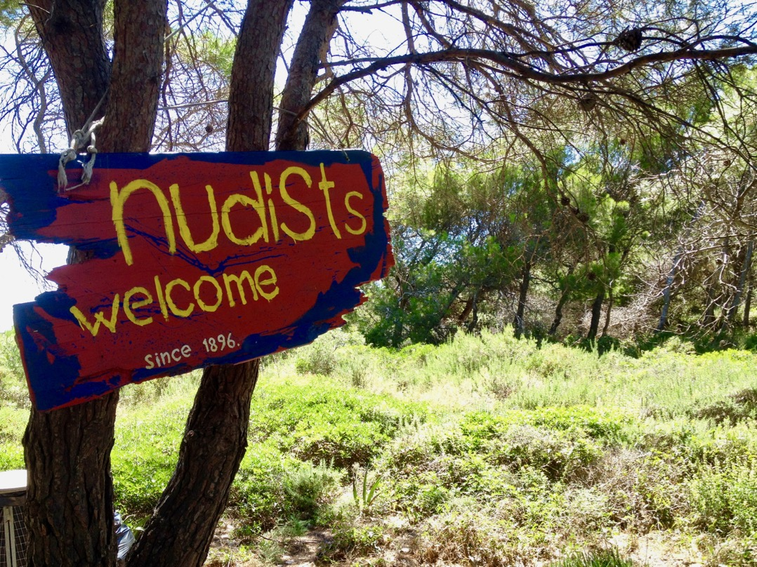 What to pack for a naturist resort holiday