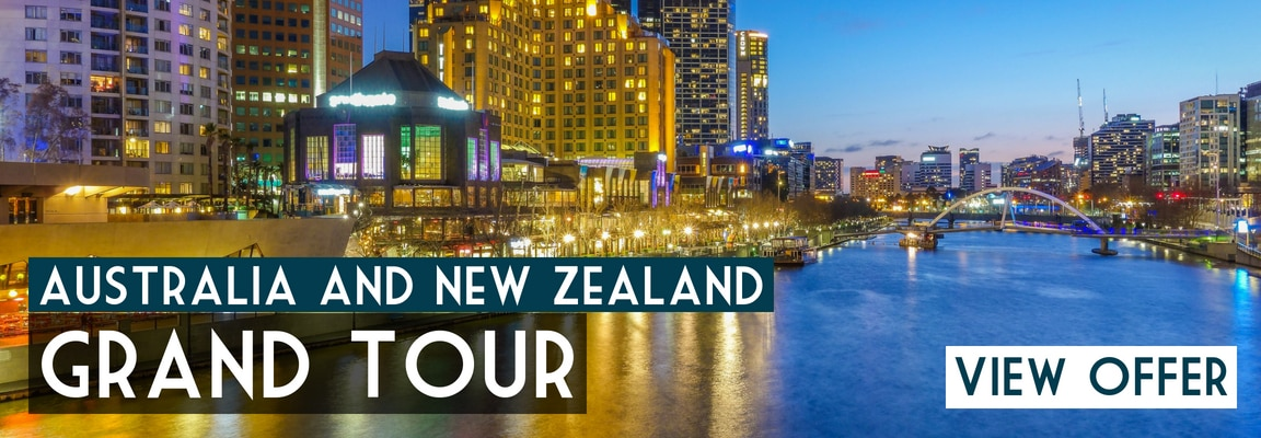 Luxury holiday offers in Australia and New Zealand