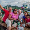 Unique travel experiences – dinner with the locals in Koh Samui, Thailand