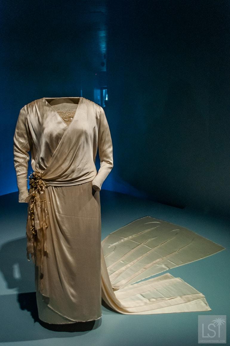 Early Balenciaga creation - see more at the Balenciaga exhibition London