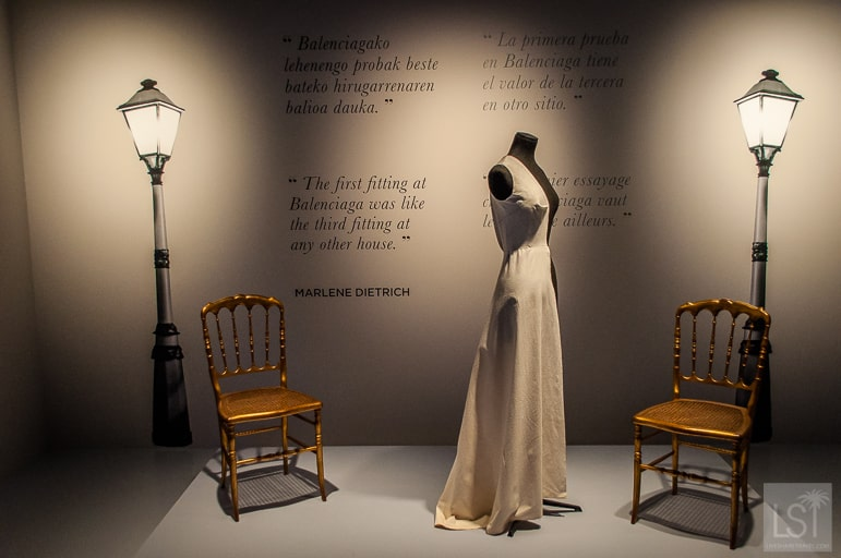 Extend your knowledge beyond the Balenciaga: Shaping Fashion exhibition in London to discover more in his home town