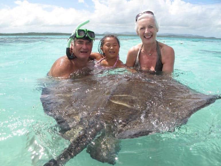 Family holidays in Antigua