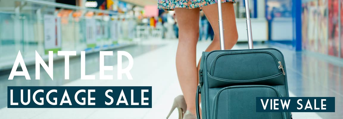 Antler luggage sale