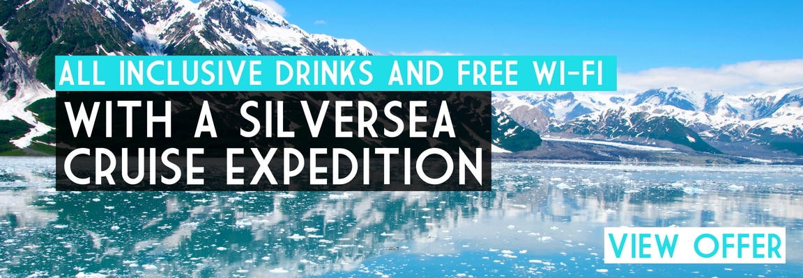 Affordable luxury holidays and cruises with Silversea