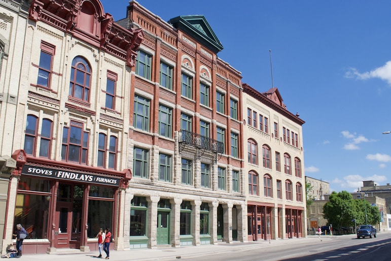 Things to do in Winnipeg -head to the Exchange District which has been used as a film location for many hit movies, and is a must-stop when discovering Winnipeg's tourist attractions