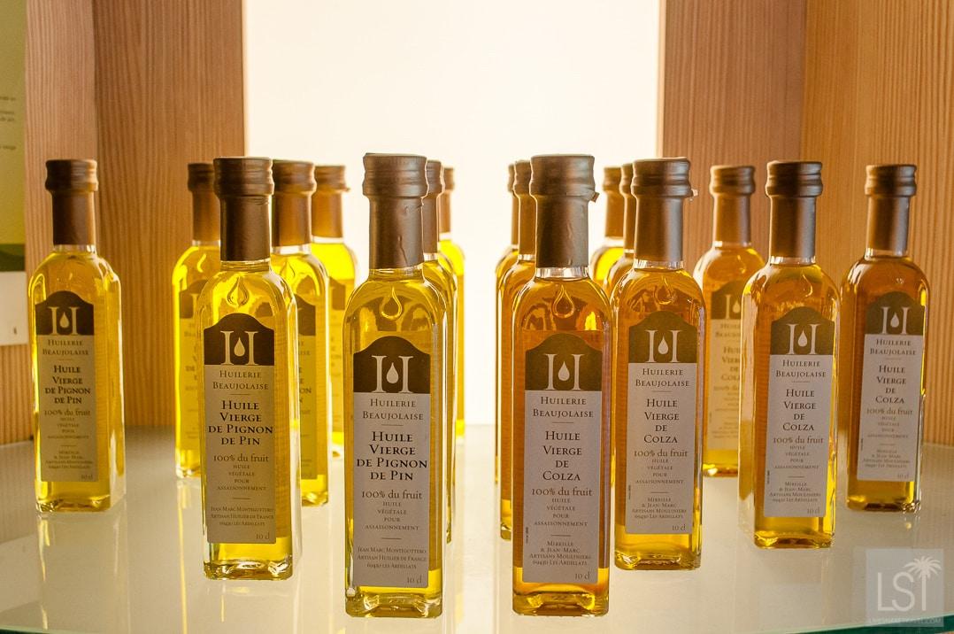 Huilierie Beaujolaise pure virgin oils