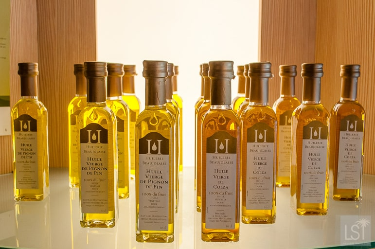Huilierie Beaujolaise pure virgin oils