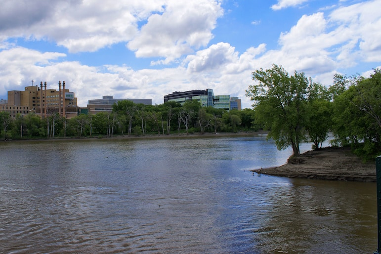 Things to do in Winnipeg - Visit Fort Rouge, on the right, which is where La Vérendrye, a French explorer and fur trader first settled in Winnipeg