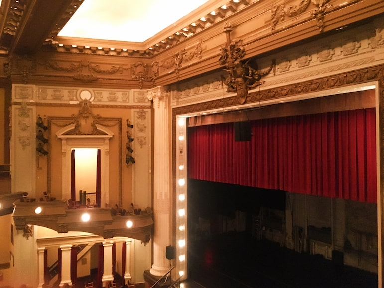 The opulent decor of Pantages Playhouse Theatre has played host to many a story and the odd ghost. Discover the mystery on an Exchange District Tour - its one of the most popular things to do in Winnipeg