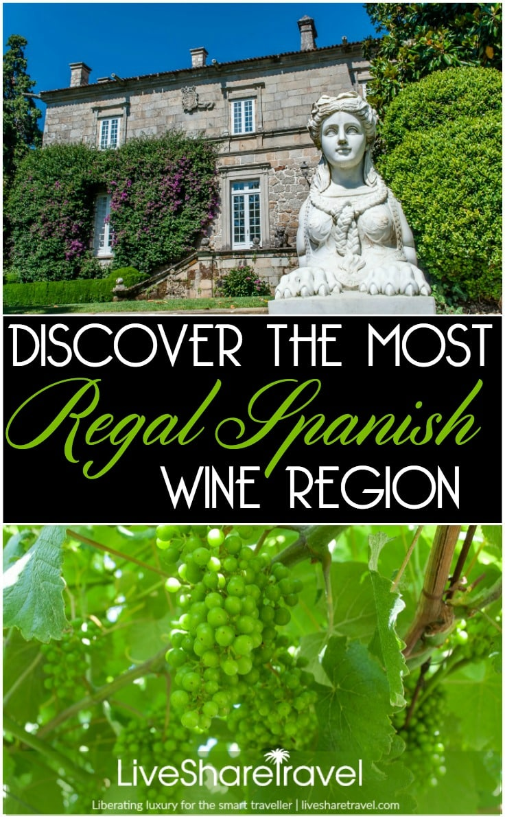 Discover the most regal Spanish wine region