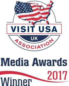 Visit USA Media Awards 2017 Digital Influencer Winner