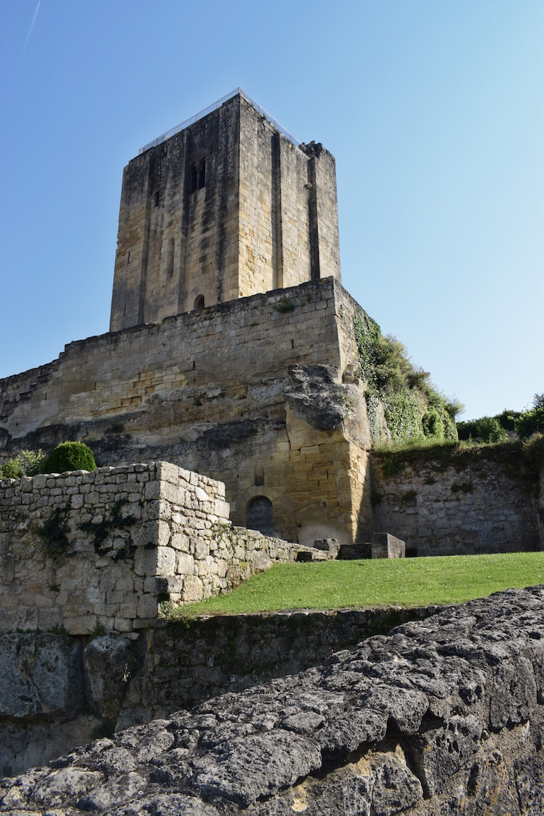 For views of the town, ascend the mysterious King's Keep for 360 views of the historic town