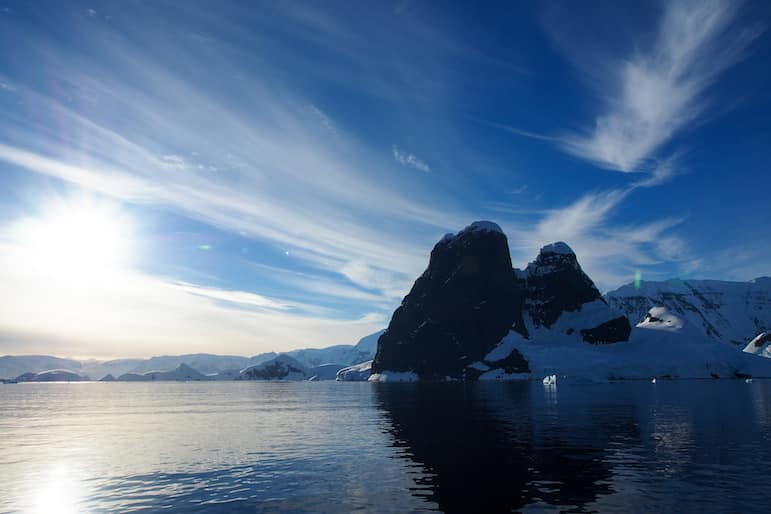 Antarctica is an epic and memorable way to spend your Christmas and New Year holidays | Pic: Andreas Kambanis