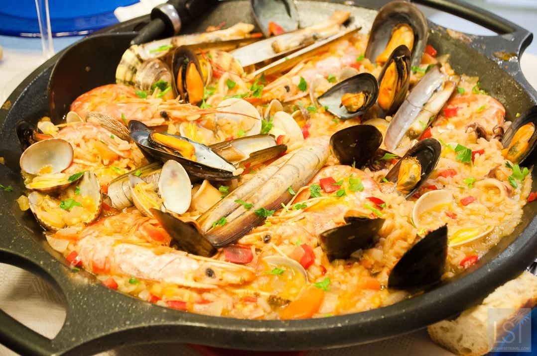 Authentic Spanish recipes