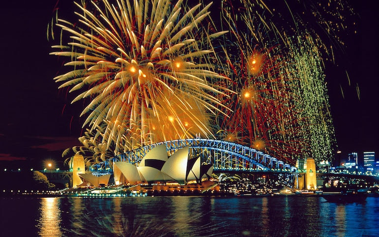 Places to go for New Year - sometimes the best views are worth paying for, especially for New Year in Sydney | Pic- miquitos