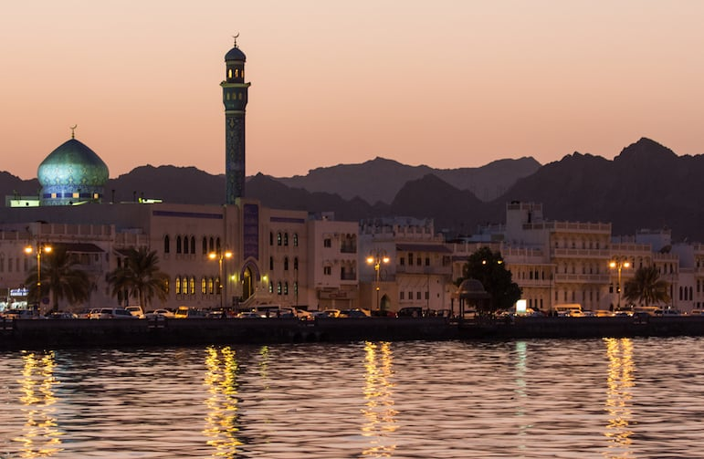 To escape the bustle of Christmas take an Oman holiday for a mystical adventure | Pic: Andrew Moore