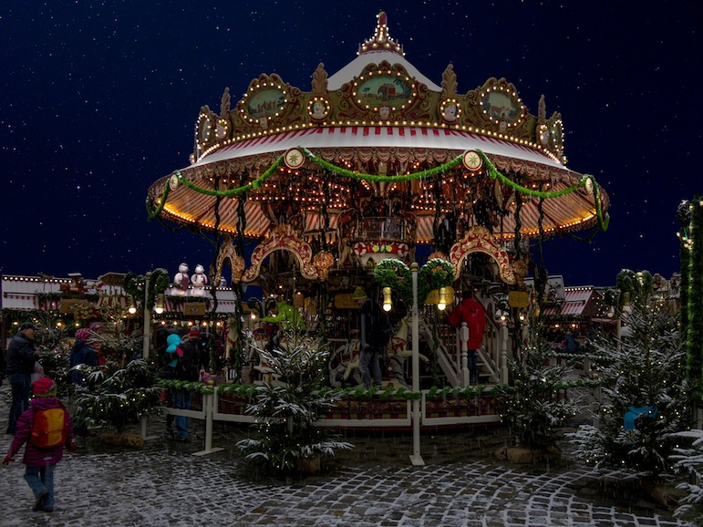 Places to go for Christmas and New Year holidays - revel in the magic of a German Christmas markets