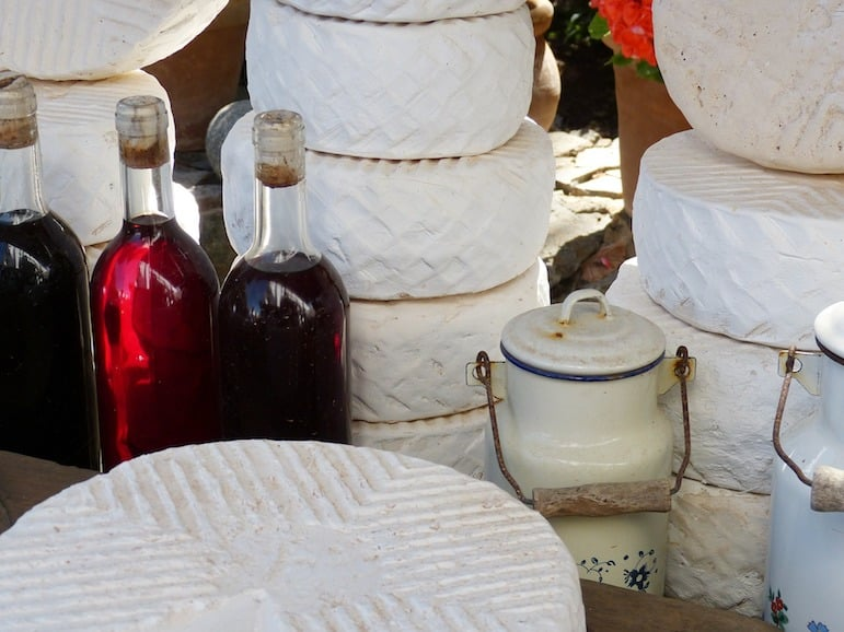 Fuerteventura is the island for cheese lovers