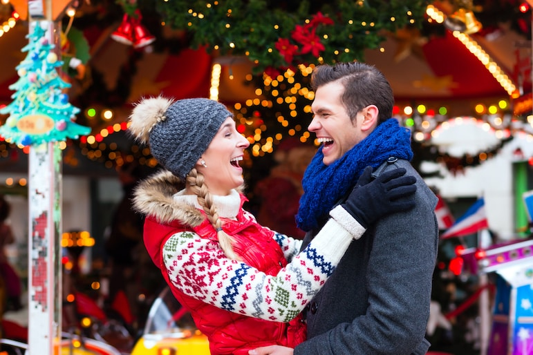 Enjoy the festivities at the Bavarian Christmas markets