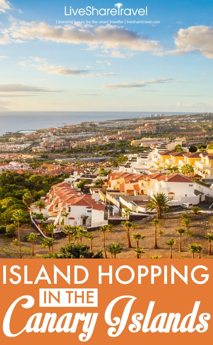 Island hopping in the Canaries