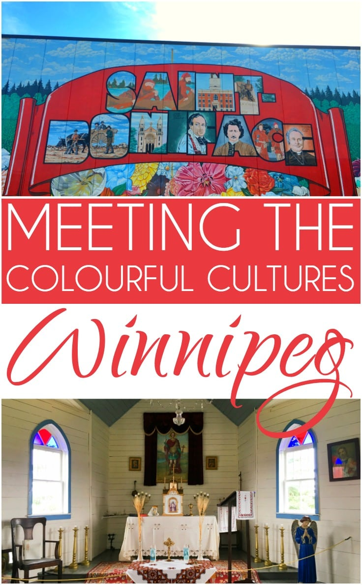 Meeting the colourful cultures of Canada - cultural things do in Winnipeg
