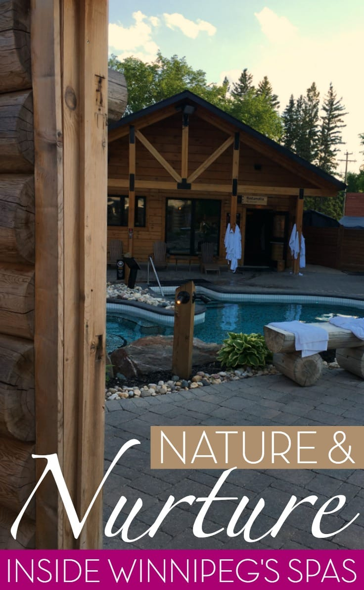 Nature and nurture inside Winnipeg's spas