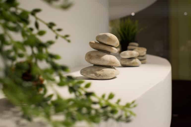 The serene setting of Salka Spa, one of Winnipeg's finest spa experiences