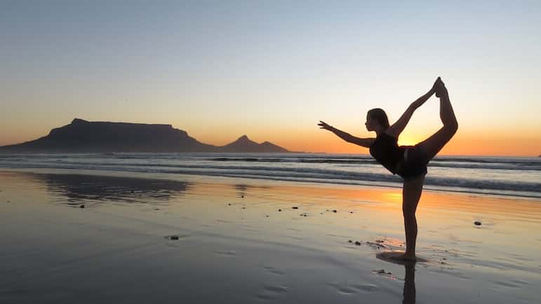 Places to go at Christmas and New Year - find a little me time for New Year in Cape Town