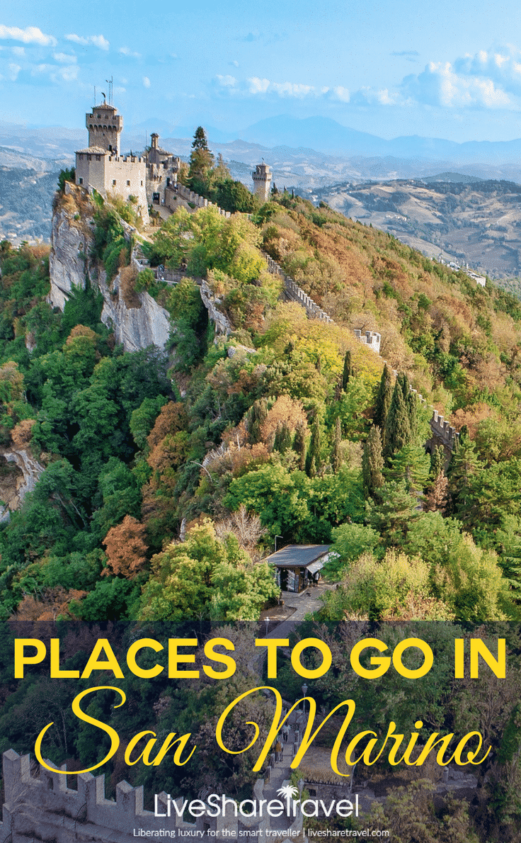 Mountains of things to do in San Marino for luxury travellers