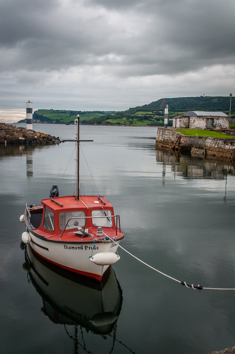 Places to visit to discover Game of Thrones country - where Arya Stark steps off a ship