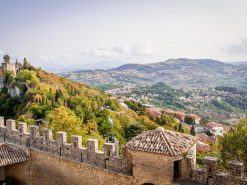 Two Presidents, no army, but mountains of things to do in San Marino for luxury travellers