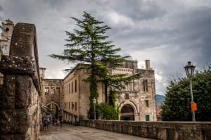 There is history at every turn in San Marino