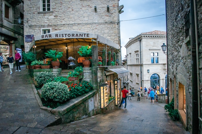 Things to do in San Marino - explore its winding streets