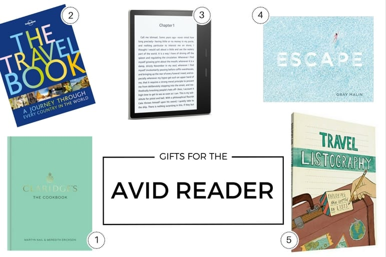 Gifts for the avid reader