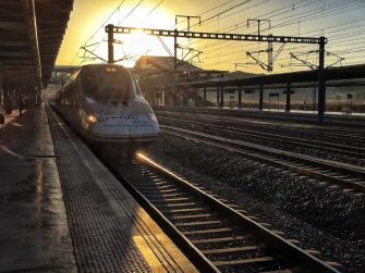 How to travel by train in Spain – AVE guide for every traveller