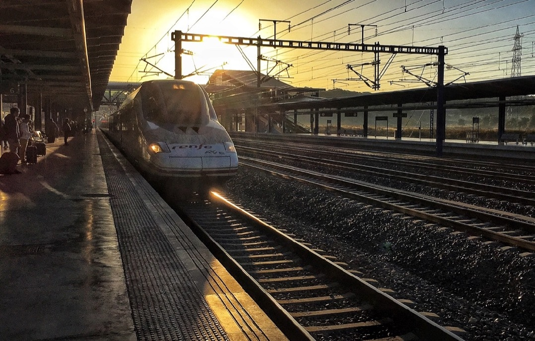 How to travel by train in Spain - AVE guide for every traveller