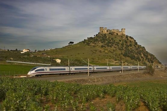 How to travel by train in Spain - speed across the country on Renfe's AVE high speed trains