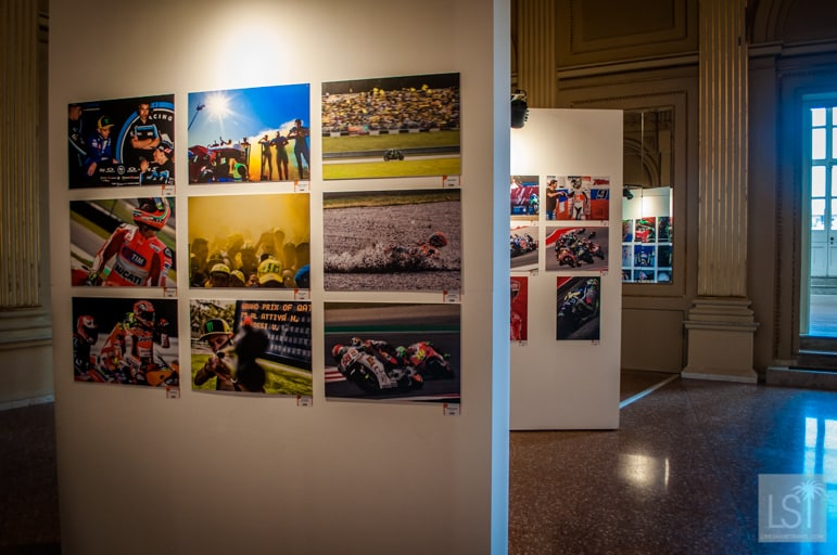Photo collection at Rimini Motor Soul exhibition
