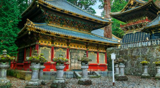 Places to go in Japan for culture and colour