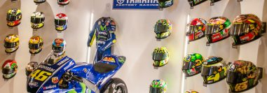 King of the track – the man keeping the legends of San Marino GP riding
