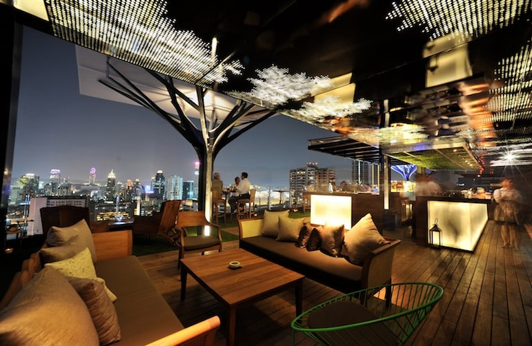 Enjoy drinks with a view in Bangkok for New Year at Above Eleven in | Pic supplied courtesy of Above Eleven