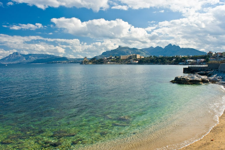 Best places in Sicily, soak up the views of the coast at Domina Zagarella Sicily