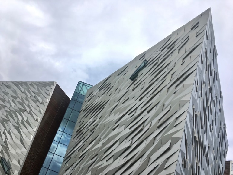Things to do in Belfast - Titanic Belfast is one of the city's major attractions
